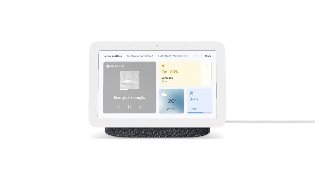 google nest hub 2 ufficiale italia smart display specifiche prezzo 2
