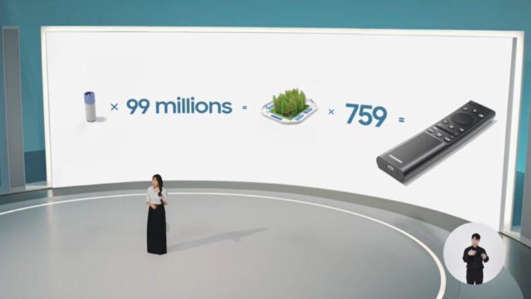 samsung what's next ambiente sostenibilità