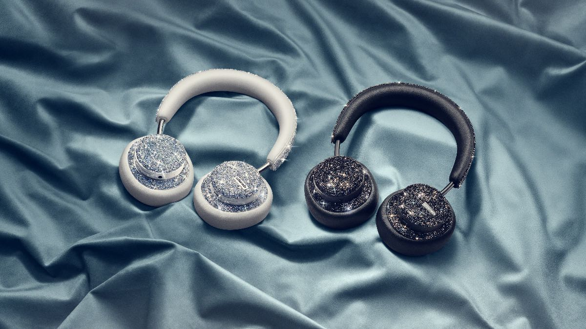 urbanista miami cuffie over-ear bluetooth crystal edition swarovski 2 prezzo