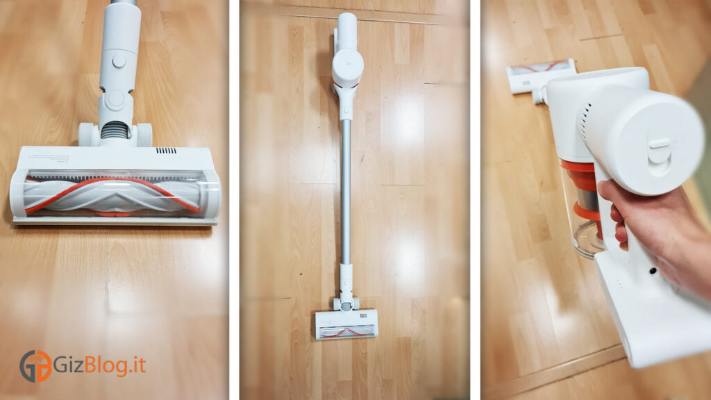 Recensione Xiaomi Mi Vacuum Cleaner G9